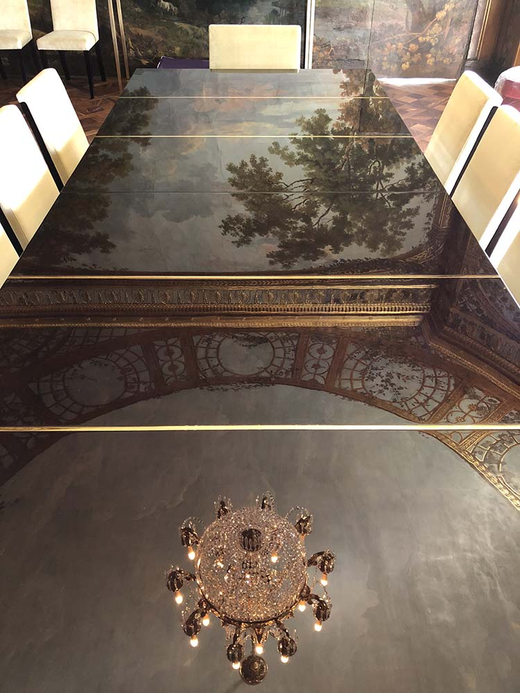 Luxury dining table-Decca London-residential interior design