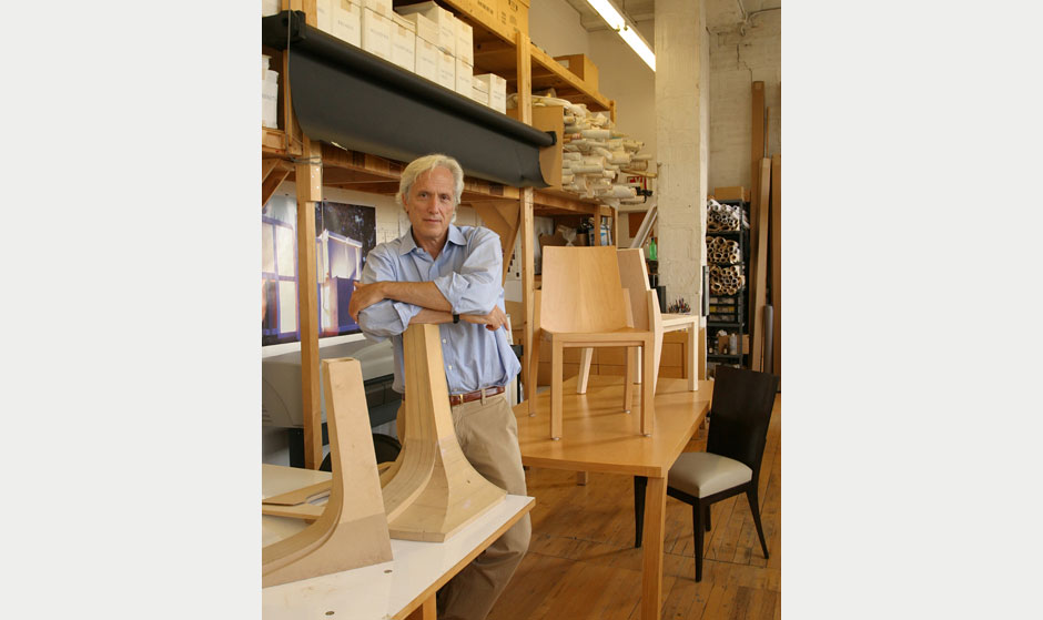 Dakota Jackson // American furniture designer