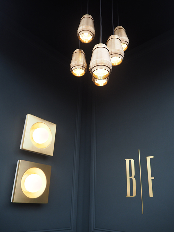 Bert Frank Lighting at Decorex 2016