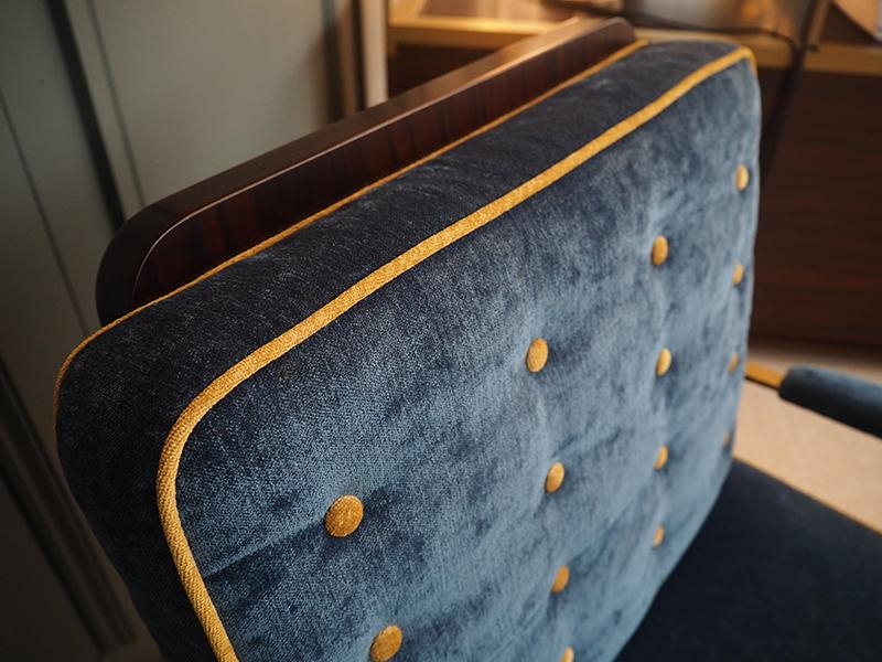 Bert Frank furniture collection at Decorex 2016-Bespoke furniture by Decca London