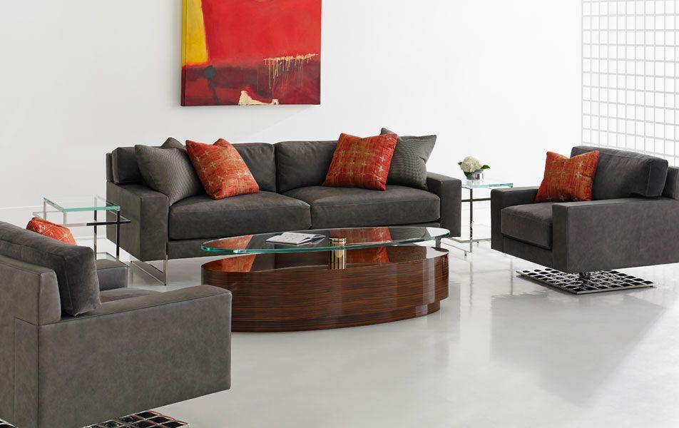 Decca Home at Design Shanghai 2017_Cosmopolitan by Dakota Jackson_luxury furniture
