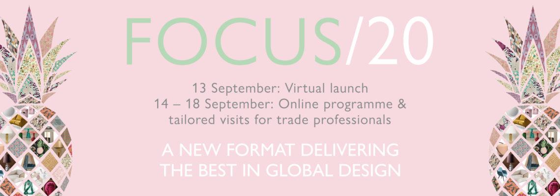 Focus 20 at Design Centre Chelsea Harbour