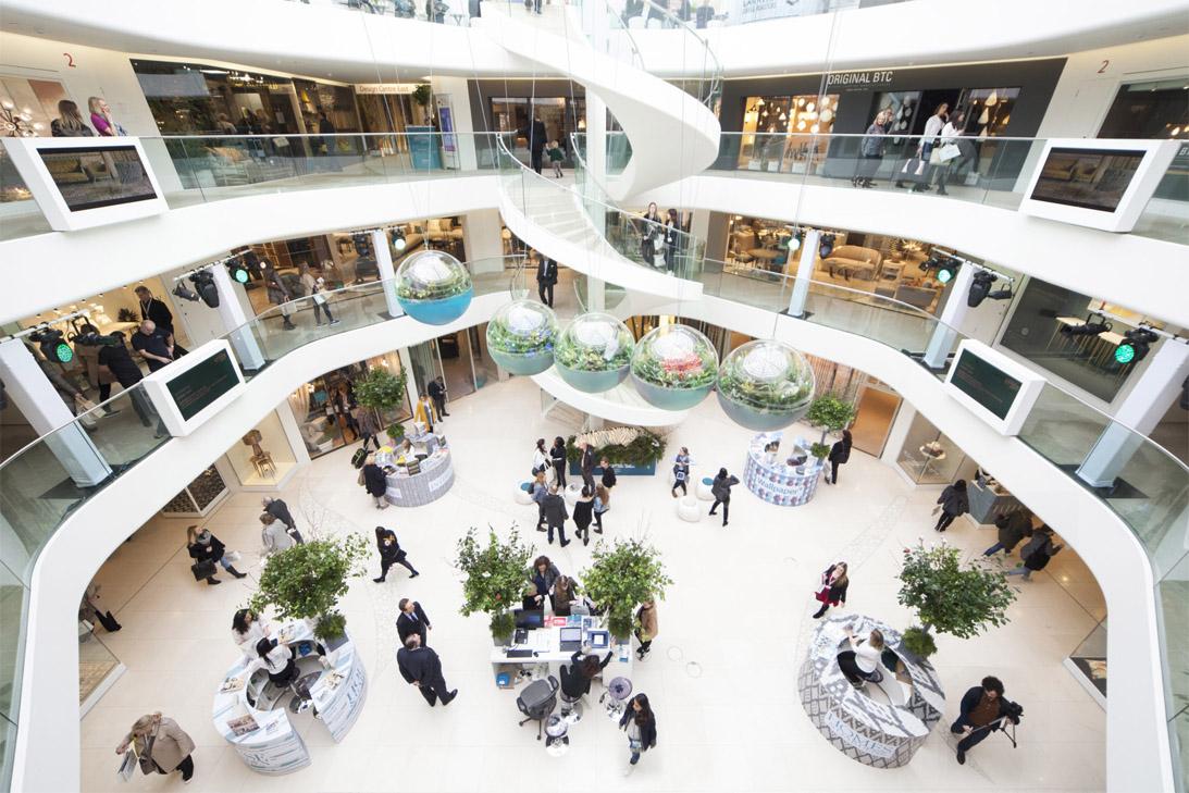 Design Centre Chelsea Harbour Focus 2020