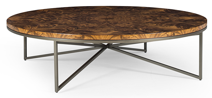 63053-0613 Coffee Table Modern Desert Domicile collection by Michael Vanderbyl for Bolier-High Point Market 2016