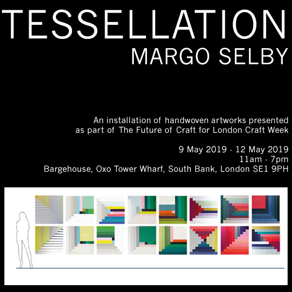London-Craft-Week-The-Future-Of-Craft-Margo-Selby-Tessellation