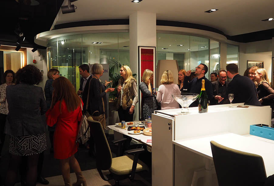BIID Networking event_Decca London_Atkinsons Group