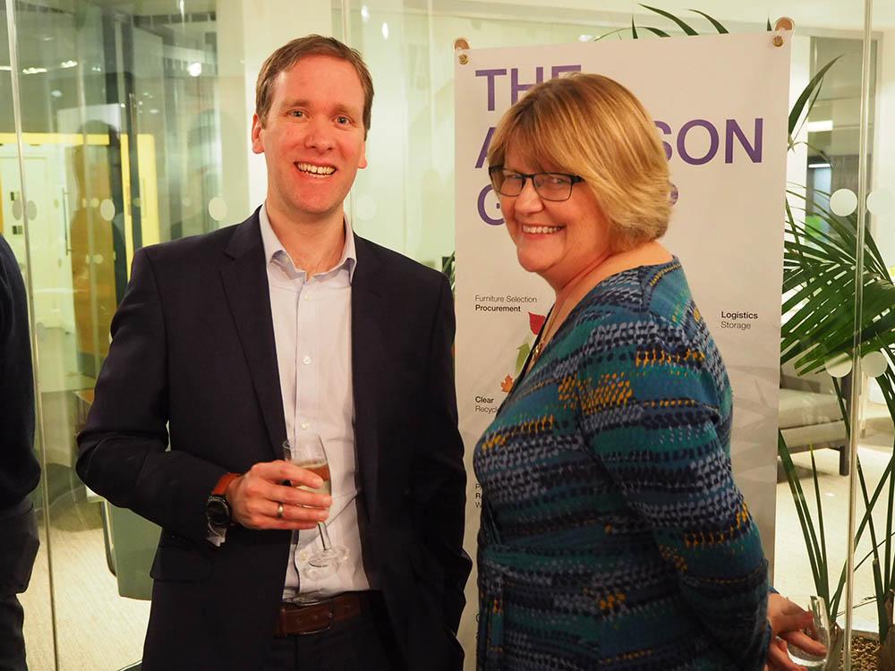 BIID Networking event_Decca London_Atkinsons Group_Gemma Allman