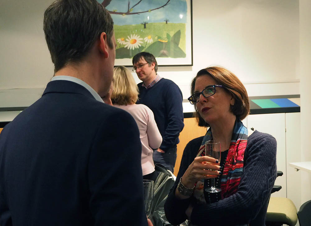 BIID Networking event_Decca London_Atkinsons Group_President of BIID_Susie Rumbold