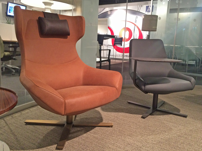 Decca London // Bing Collection by 5D Studio // Contract furniture // Lounge seating // Luxury furniture London