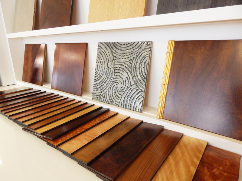 decca-bolier-london-showroom-veneer-sample-wall-design-centre-chelsea-harbour