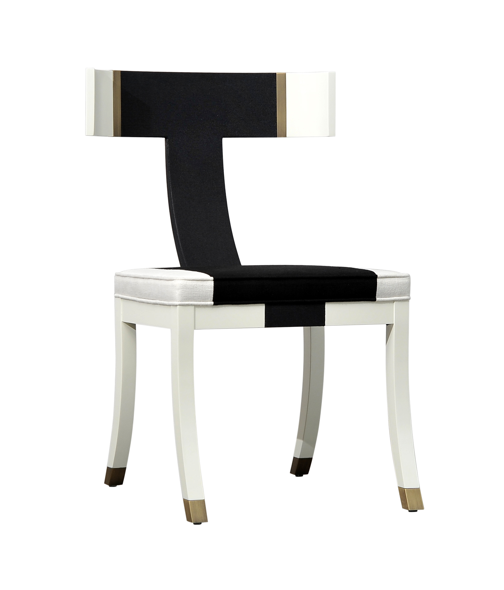 Peter Hunter Design for Decca London // Bespoke Side Chair