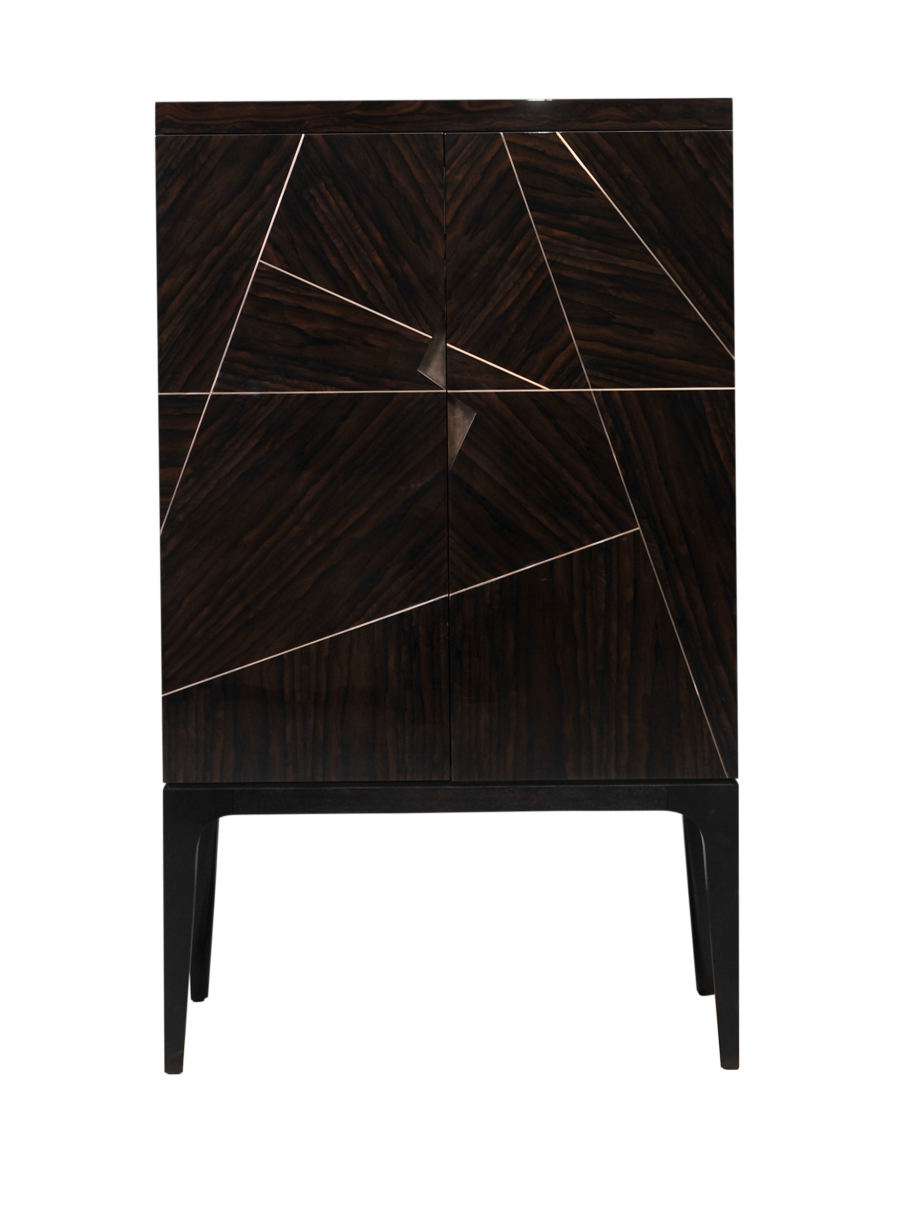 Decca London Bespoke Dry Minibar // Bespoke Furniture Manufacturer